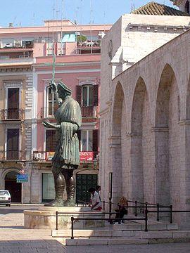 Statuen Kolos