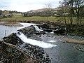 Barley Bridge Weir - geograph.org.uk - 1749552.jpg