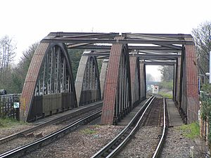 Barnes Railway Bridge - Image: Barnes Railway Bridge