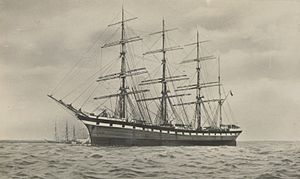 Manchester (barque) - Image: Barque Manchester