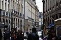 Bas de la place du Parlement et début de la rue Saint-Georges, Rennes, France.jpg