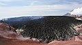 Basaltic Andesite Lava in Avachinsky Volcano Kamchatka 20100721.jpg