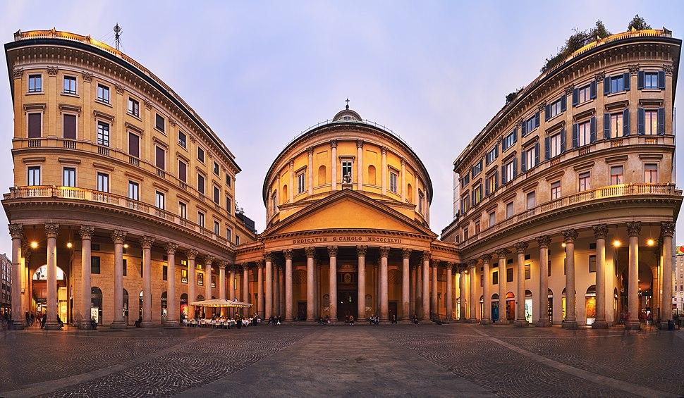 Basilica of San Carlo al Corso (26512277809)