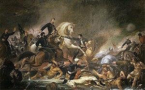 Battle of Acosta Ñu - Battle of Campo Grande, by Pedro Américo.