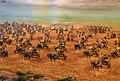 Batalla de Kadesh, museu dels soldadets de plom l'Iber.JPG