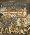 Battle between Novgorod and Suzdal (fresco) 04.jpg