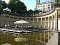Bautzner strasse, Schloss Albrechtsberg - Römische terasse, 01069 Dresden, Deutschland - panoramio.jpg