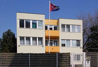 Botschaft der Republik Kuba / Außenstelle Bonn