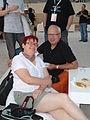 Beach Party - Wikimania 2011 P1040310.JPG