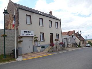 Beauvoir, Oise Commune in Hauts-de-France, France