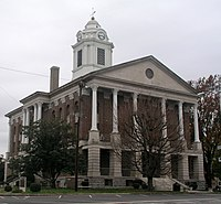 Bedford County Tennessee Courthouse