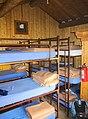 Bedroom in hut Rifugio Forcola 1838 m.a.s.l. Valchiavenna - (Sondrio) Lombardy - Italy. 12-10-2019.jpg