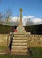 Bedrule Parish and Church War Memorial - geograph.org.uk - 753468.jpg