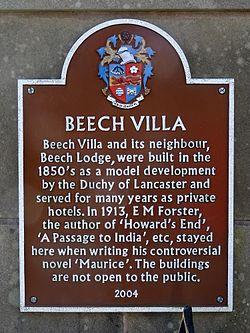 Beech villa (harrogate)