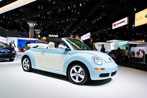 Beetle Cabriolet Final Edition - Flickr - Moto@Club4AG