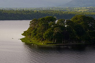 County Sligo - Beezie's Island on Lough Gill
