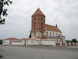 St. Nicholas' Church, Mir