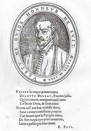 Louis Bellaud - Image: Bellaud