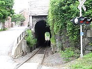 Bellows Falls Railroad Tunnel