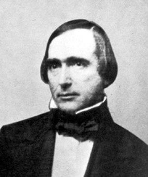 Benjamin Davis Wilson - Wilson about 1850