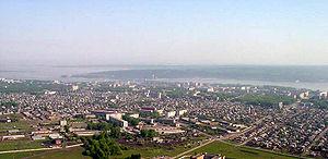 Berdsk - Panorama of Berdsk