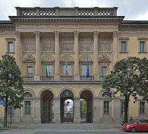 Province of Bergamo - Image: Bergamo Palazzo Provincia