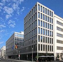Berlin, Mitte, Glinkastrasse, Neubau Bundesfamilienministerium.jpg