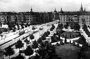 Wittenbergplatz - Wittenbergplatz, 1904