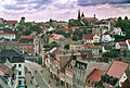 Bernburg (Saale), view from the tower of St. Mary´s Church to the city.jpg
