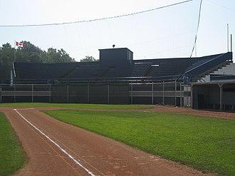 Bernie Arbour Memorial Stadium - Image: Bernie Arbour Stadium
