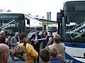 Beroun, DOD Probotrans 2007, uvedení autobusu Irisbus Crossway do provozu.JPG