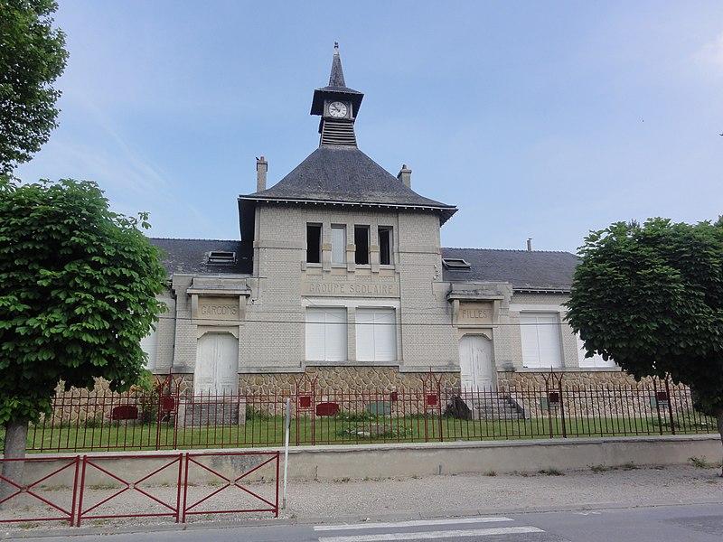 Berry-au-Bac (Aisne) École