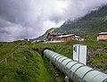 Bielerhöhe - Silvrettastausee - Wasserleitung 08.jpg