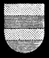 Bielkeska släktvapnet, Nordisk familjebok.png