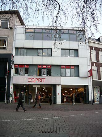 Truus Schröder-Schräder - Cinema Vreeburg, Utrecht