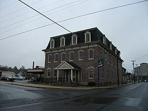 Birdsboro, Pennsylvania - Image: Birdsboro, Pennsylvania (5654962921)