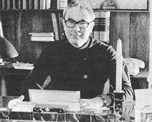 IB affair - Birger Elmér, director for IB 1965–1975