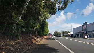 Birkdale, Queensland - Birkdale Road, 2018