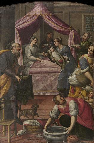 Narodziny Marii
