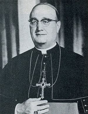 Ernest John Primeau - Bishop Primeau