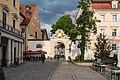 Bismarckplatz, Hofmauer Regensburg 20180515 001.jpg