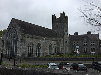 Black Abbey - Black Abbey, Kilkenny in 2018