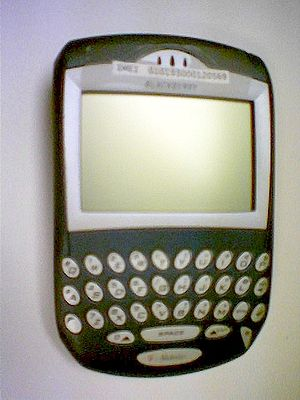 BlackBerry Quark - BlackBerry Quark 6230