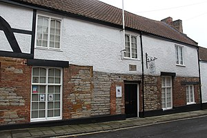 Blake Museum - The Blake Museum at 5 Blake Street, Bridgwater