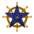 Blue Barnstar with Helm.png