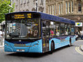 Bluebird Bus & Coach bus 62 (1 BLU), 25 July 2008.jpg