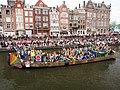 Boat 67 De Kasteelboot, Canal Parade Amsterdam 2017 foto 3.JPG