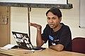 Bodhisattwa Mandal Talks - West Bengal Wikimedians Strategy Meetup - Kolkata 2017-08-06 1580.JPG
