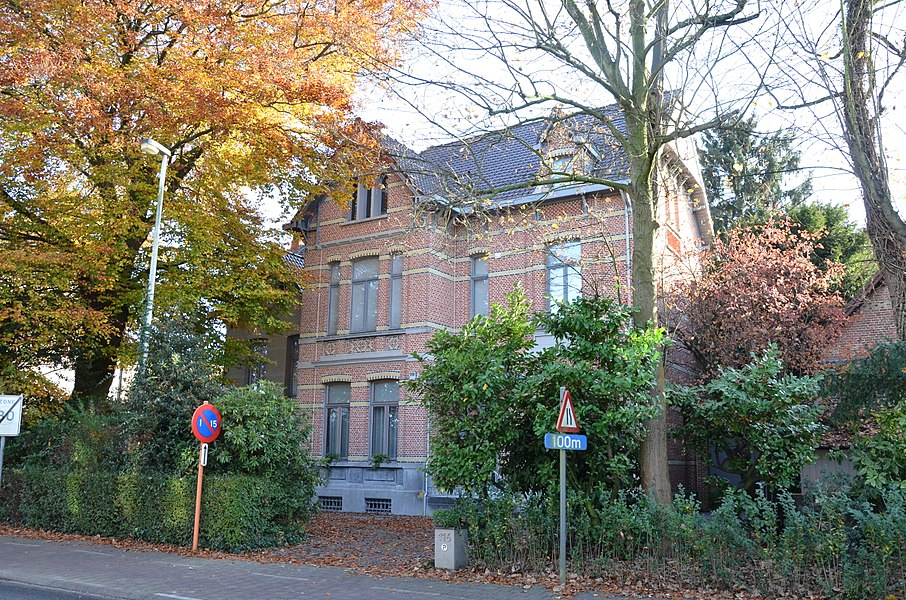 Landhuis Bloemenhof ca. 1901