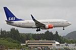 Boeing 737-76N 'SE-RJT' Scandinavian Airlines System (44995384721).jpg